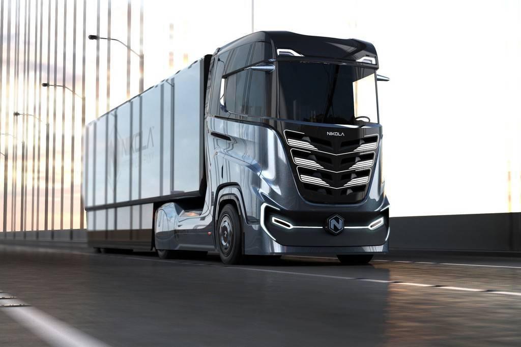 Nikolatre Truck