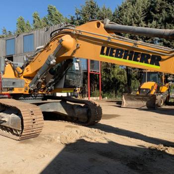 Liebherr R934C 2016 -  Machinery Usado | Mercado Equipos -  RGX8163MC4623